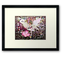 Flowers From Heaven Framed Print