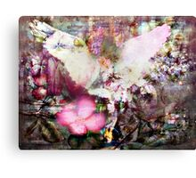Flowers From Heaven Canvas Print