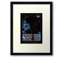 SF5 Framed Print
