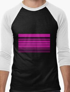 Horizontal Solid Lines T-Shirt