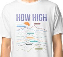 how high Classic T-Shirt
