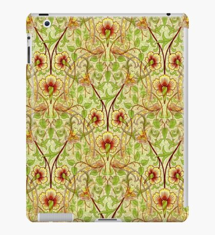 The Daffodil Abstract Design iPad Case/Skin