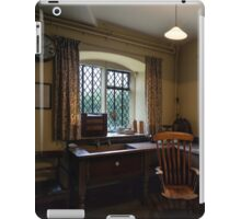 Dunham Massey- Butler room 1 iPad Case/Skin