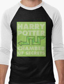 Harry Potter and the Chamber Of Secrets Minimalist Geometric T-Shirt
