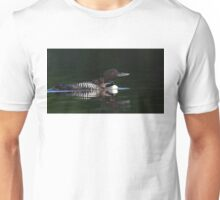 Common loon with chick T-Shirt