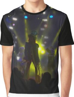 Mad T Party Band Graphic T-Shirt
