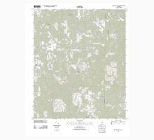 USGS TOPO Map Alabama AL Mellow Valley 20110923 TM One Piece - Short Sleeve