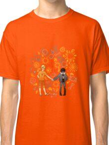 Solangelo Suns and Skulls Classic T-Shirt