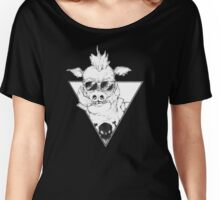 BeBop Women's Relaxed Fit T-Shirt