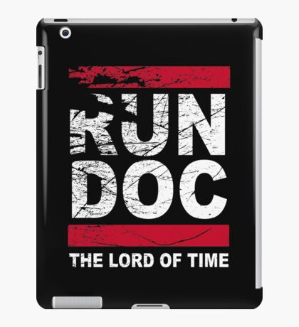 The LORD of TIME iPad Case/Skin