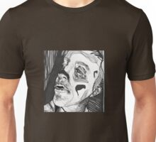 Lined Ink Unisex T-Shirt