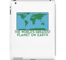 The World's Greatest iPad Case/Skin