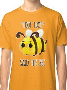 """Toot, Toot"" Classic T-Shirt"