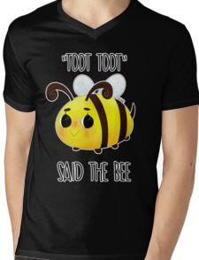 """""""Toot, Toot"""" Mens V-Neck T-Shirt"""