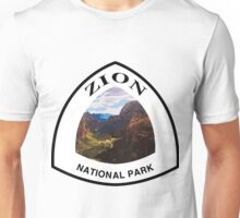 Zion National Park Unisex T-Shirt