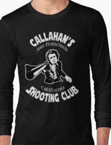 Callahan's Shooting Club Long Sleeve T-Shirt