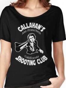 Callahan's Shooting Club Women's Relaxed Fit T-Shirt