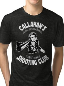 Callahan's Shooting Club Tri-blend T-Shirt