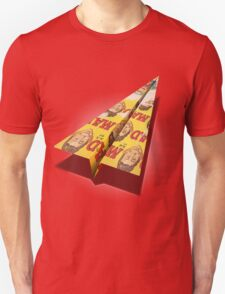 MAD Paper Airplane 148 T-Shirt