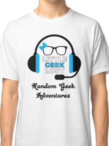 Littlegeeklost Random Adventures Bow Classic T-Shirt