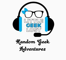 Littlegeeklost Random Adventures Bow Unisex T-Shirt