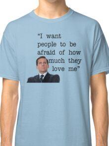 Michael Scott - The Office Classic T-Shirt
