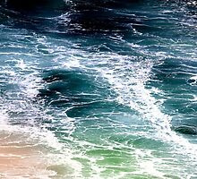 The South Ocean... by Angelika  Vogel