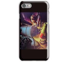 Meanwhile, Back In The Lab iPhone Case/Skin
