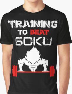Training to Beat GOKU! Graphic T-Shirt