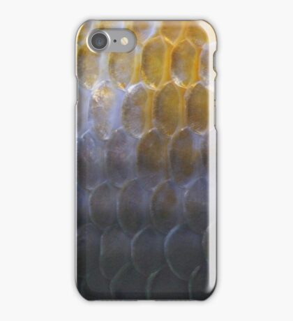 Koi Fish Scale Pattern iPhone Case/Skin