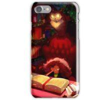 Book of Spells iPhone Case/Skin