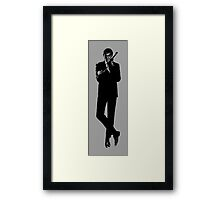I've Been Expecting You Framed Print