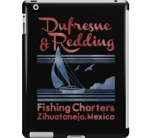 Dufresne and Redding  iPad Case/Skin