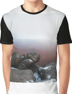 Atop of Old Rag Graphic T-Shirt