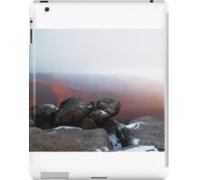 Atop of Old Rag iPad Case/Skin