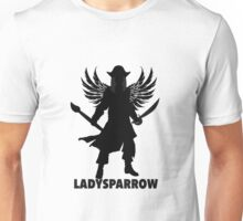 LADY SPARROW Unisex T-Shirt