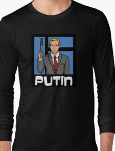 Vladimir Putin Archer  Long Sleeve T-Shirt