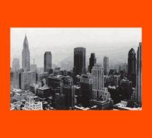 NEW YORK CITY SCAPE Kids Tee
