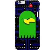 Retro Pac Man Gaming Monster iPhone Case/Skin