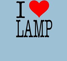 I Love Lamp - Anchorman Unisex T-Shirt