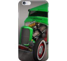 Hot Rod Sedan iPhone Case/Skin