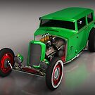 Hot Rod Sedan by kenmo