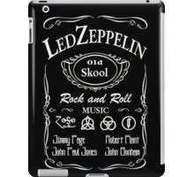 Jack Zeppelin iPad Case/Skin