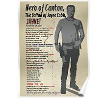 The Ballad of Jayne Cobb Poster