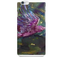Night Raven iPhone Case/Skin