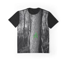 A tree Graphic T-Shirt
