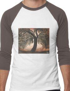 Mystic Willow Men's Baseball ¾ T-Shirt