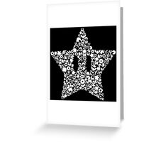 Super Smash Star Greeting Card