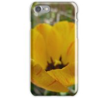 Red and Yellow Tulip iPhone Case/Skin