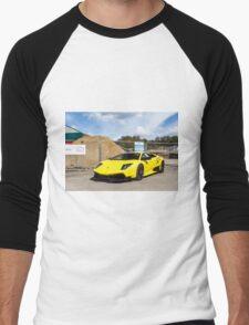 Lamborghini Murcielago LP670-4 SV Men's Baseball ¾ T-Shirt